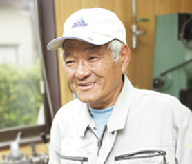 Masayuki Taira, Production Engineer